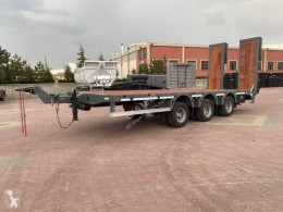 AL-KO porte engins 3 essieux centraux trailer new heavy equipment transport
