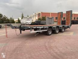 全挂车 机械设备运输车 AL-KO porte engins 3 essieux centraux