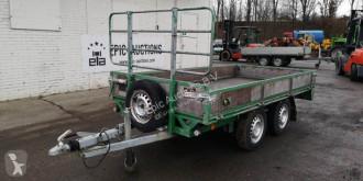 Dropside flatbed trailer Pijnappel