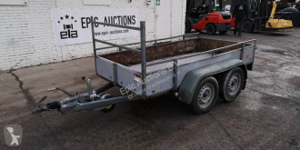 Anssems trailer used dropside flatbed