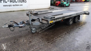 Hapert heavy equipment transport trailer AL3500