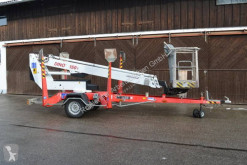 Telescopic aerial platform trailer Dino Lift 150 T