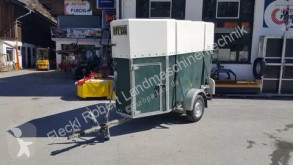 Trailer used horse