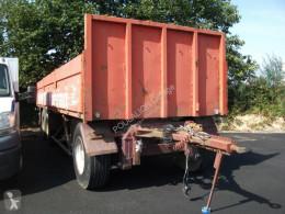 Fruehauf Non spécifié trailer used flatbed