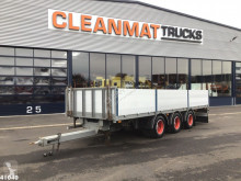 Flatbed trailer K324T 3-assige aanhanger