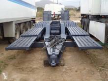 Remolque Montenegro RPV-36C PORTAVEHICULOS portacoches usado