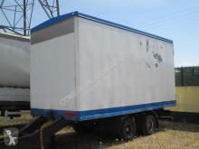 Remolque Gaspar furgón usado
