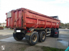 Metaco trailer used tipper