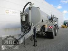 VW 18500 LTLZ trailer used tanker