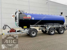 ZAV 26500 trailer new tanker