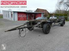 Rimorchio telaio Schmitz Cargobull AWF 18, Drehschemelanh., deutsch