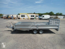 Trigano PJD400 trailer new dropside flatbed