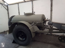 Lohr MILITAIRE 1000L trailer used tanker