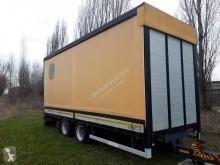 Zorzi 20 B 19 trailer used tautliner
