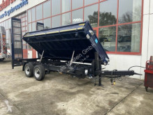 Müller-Mitteltal two-way side trailer Tandem- 2 Seiten Kipper, Wenig Benutzt