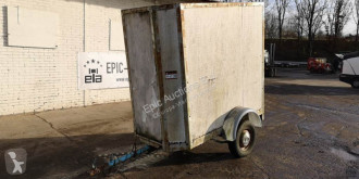 Rimorchio Gesloten furgone usato