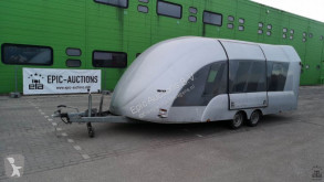 Eco-trailer trailer used heavy equipment transport