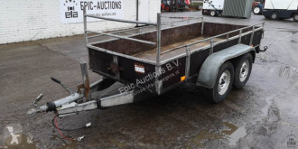 Saris dropside flatbed trailer F 3020