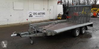 Remorque plateau ridelles Hapert HV3500