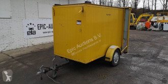 Onbekend trailer used box
