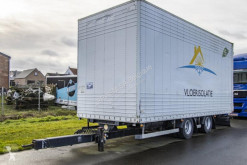 Samro moving box trailer AANHANGWAGEN TANDEM