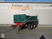 Carnehl tipper trailer CTK, 1000mm Aluwände, BPW, Luft, Scheibenbremsen