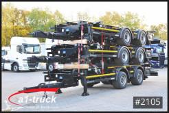 Kögel chassis trailer ZW 18 Midi Tandem, 1.080 mm NEUFAHRZEUG