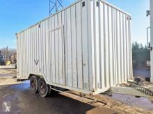 MAC ORIGINAL trailer used box