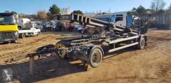 Verem VP150D trailer used flatbed