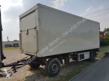 Rimorchio frigo Rohr RAK18 Durchlade Anhänger Koffer mit Kühlung und