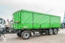 Schwarzmüller Getreidekipper trailer used cereal tipper