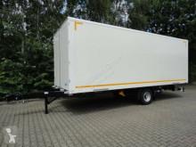 Rimorchio furgone Möslein 1 Achs Kofferanhänger zum Durchladen, Neufahrze