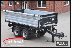 Schwarzmüller three-way side trailer 3 Seitenkipper-Tandem, 11m³, M-Serie