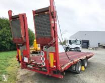 Castera FVR.02 PLATEAU FIXE trailer used heavy equipment transport