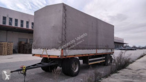 Piacenza R22V2E trailer used tautliner