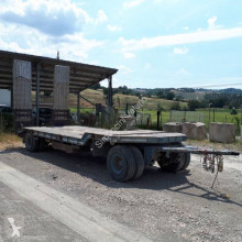 Cometto GR2 trailer used heavy equipment transport