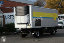 Ackermann Carrier Maxima 1000/Strom/Rolltor/LBW/1.112h trailer used refrigerated
