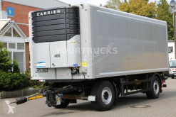 Ackermann Carrier Maxima 1000/Strom/Rolltor/LBW/1.660h trailer used refrigerated