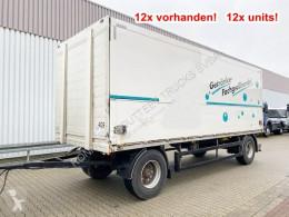 Orten PRASQ 18 Getränkeanhänger PRASQ 18 Getränkeanhänger, Stapleraufnahme, 14x Vorhanden! trailer used box