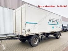 Orten box trailer PRASQ 18 Getränkeanhänger PRASQ 18 Getränkeanhänger, Stapleraufnahme, 14x Vorhanden!