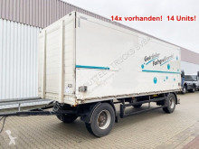 Remolque furgón Orten PRASQ 18 Getränkeanhänger PRASQ 18 Getränkeanhänger, Stapleraufnahme, 14x Vorhanden!