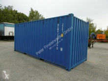 Mercury Container 20''Fuss Lagercontainer Stahlc container second-hand