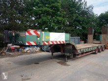 Kaiser heavy equipment transport trailer