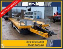 Gourdon PEB 190 *ACCIDENTE*DAMAGED*UNFALL* trailer damaged heavy equipment transport