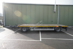 Aanhanger GS FLATBED WITH TWISTLOCKS tweedehands platte bak