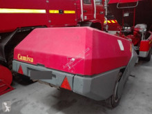 Camiva trailer used fire