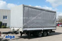 Spier tarp trailer ZPL 255, 6.100mm lang, Tandem, Luftfederung