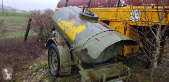 2M trailer used tanker