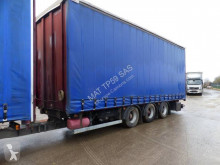 Samro trailer used tautliner