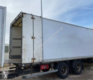 Samro trailer used insulated